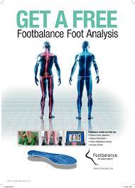 Footbalance free analysis