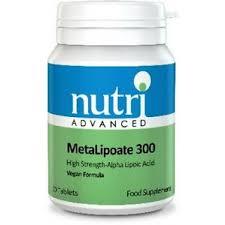 Nutri Metalipoate 300