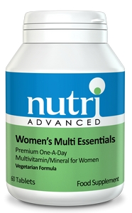 Nutri Multi Essentials Womens