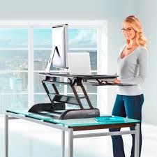 sit stand up desk